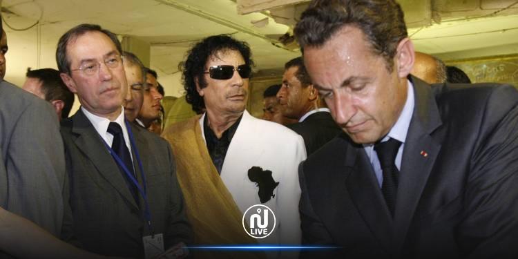 القضاء الفرنسي يوجه تهمة ''تكوين جماعة أشرار'' لوزير الداخلية السابق