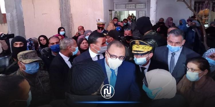 المشيشي من منزل الفقيد بدر الدين العلوي:  سيتم اتخاذ عدة قرارات على ضوء هذه الحادثة