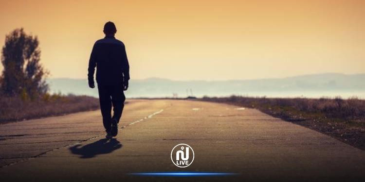 رجل يمشي 450 كيلومترا دون توقف بعد مشاجرة مع زوجته!
