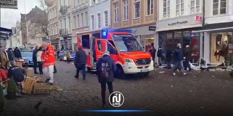 الشرطة الألمانية تكشف عن هوية منفذ عملية الدهس بمدينة ''ترير''