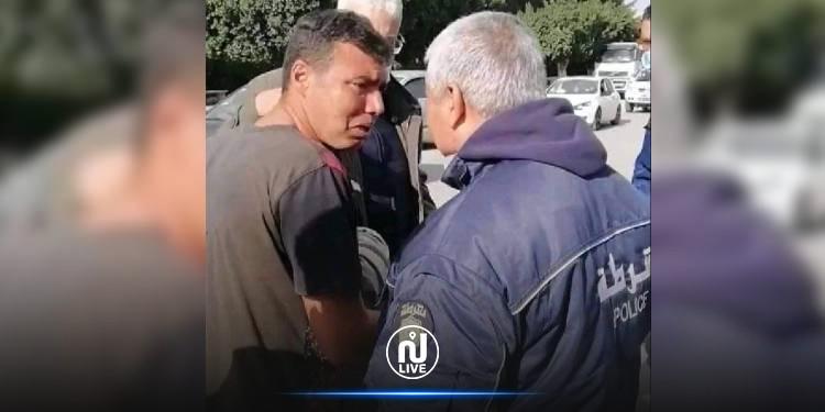 سليانة: إصدار أول قرار في شأن عون الأمن الذي اعتدى على راعي أغنام