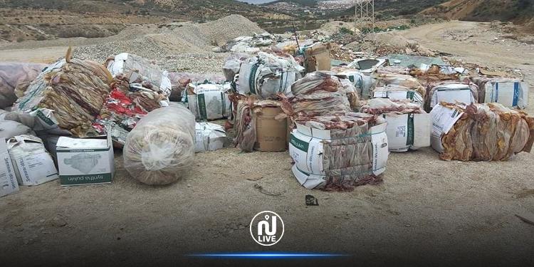 فتح تحقيق قضائي بشأن النفايات الملقاة بمنطقة رواد