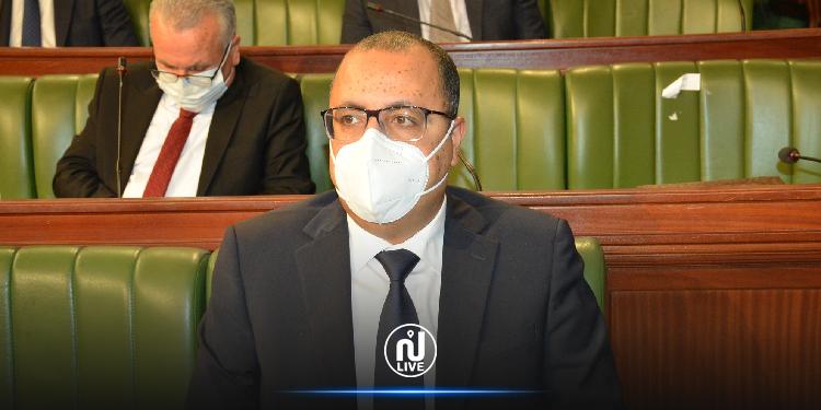 المشيشي: ''اليوم عرس ديمقراطي والبرلمان معقل الديمقراطية والشرعية''