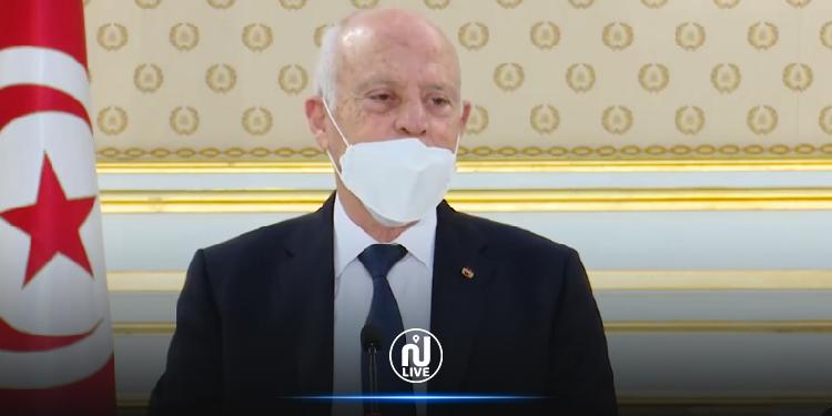 رئيس الجمهورية:  ليس هناكما يدعو إلى عرضالتحوير الوزاري على البرلمان