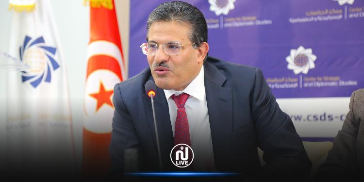 رفيق عبد السلام: ''النظام راسخ الأقدام ولن يتزعزع''