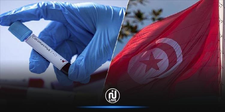 53 حالة وفاة و1263 إصابة جديدة بكورونا في تونس