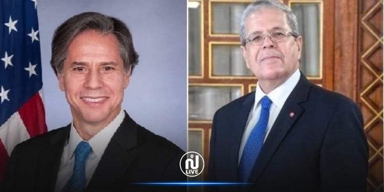 الجرندي: أهنّئ صديق تونس ''أنتوني بلينكن'' بعد تعيينه وزيرا لخارجية الولايات المتحدة