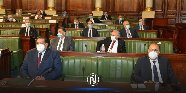 الأصوات التي تحصل عليها الوزراء الجدد في حكومة المشيشي