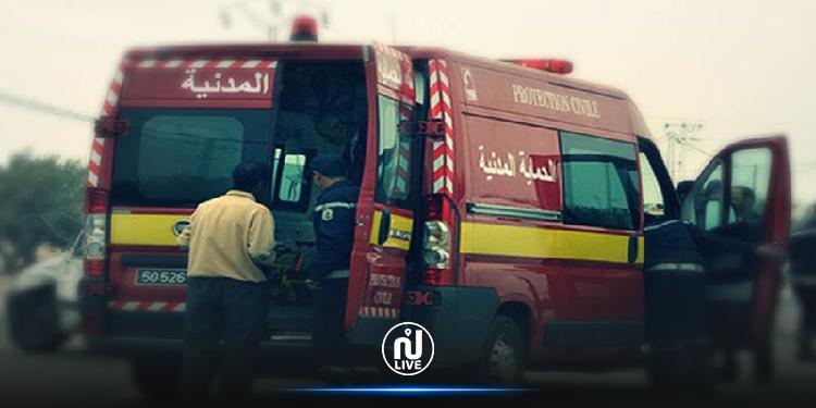 الحامة: وفاة شاب سقطمن دراجة نارية ورشق سيارة الحماية التي كانت تقله بالحجارة