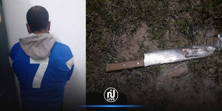 الحمامات: شاب مدرج ضمن العناصر المتشددة يقتل شقيقته طعنا