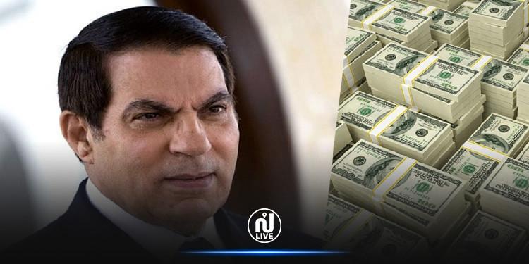 أموال وأصول عائلة بن علي في سويسرا تصل إلى الألف مليار!