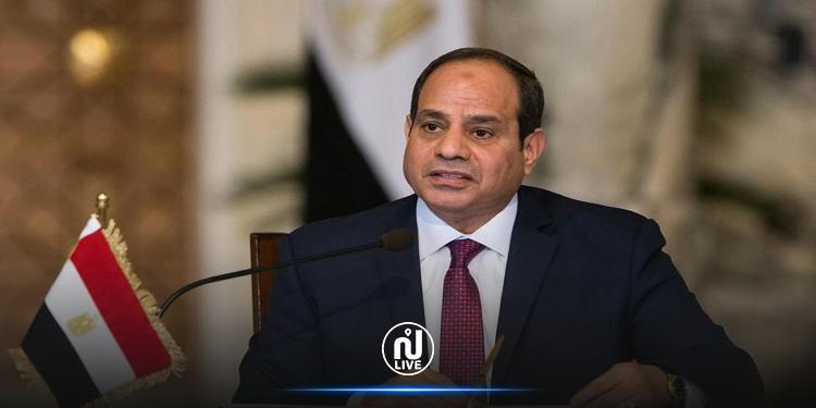 السيسي يعلن إنطلاق حملة التلقيح ضد كورونا