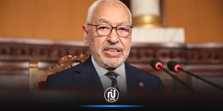 رئيس البرلمان يدين بشدّة العنف المادي الذي صدر عن بعض نواب كتلة ائتلاف الكرامة