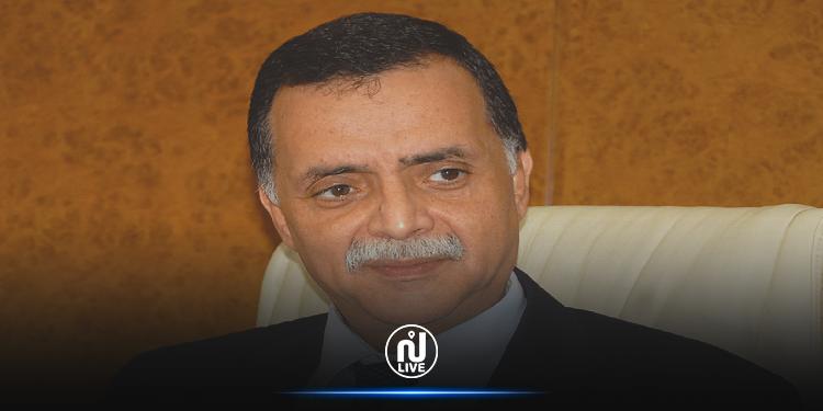 منح الثقة لوزير الشؤون المحلية والبيئة شهاب بن أحمد