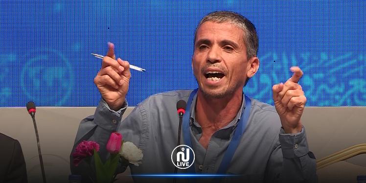 البوعزيزي لرئيس الجمهورية : نقول الاحتلال الفرنسي وليس الحلول الفرنسي..احترم كرامتنا الوطنية