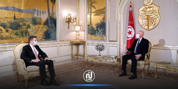 رئيس الجمهورية يثني على الروابط التاريخية المتميزة بين تونس وتركيا