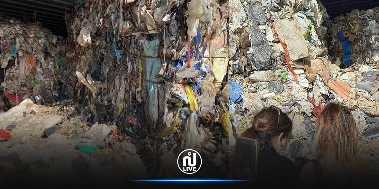 قضية النفايات الإيطالية: إحالة الملف على المكلف العام بنزاعات الدولة