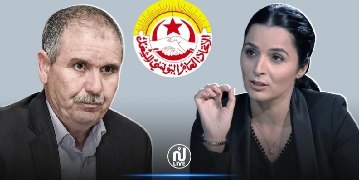 ألفة الحامدي: الاتحاد اشترط أجرة 5 سنوات و25 مليون لكل موظف يتم تسريحه