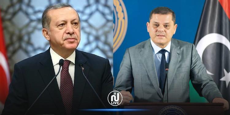 مرفوقا بـ14 وزيرا: رئيس الحكومة الليبية يزور تركيا تلبية لدعوة أردوغان