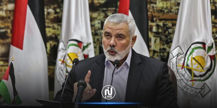 اسماعيل هنية: ''اليوم هناك ميزان قوة جديد انطلق من ساحات القدس والأقصى''