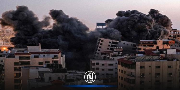 غزة: ارتفاع حصيلة القصف إلى 30 شهيدا و203 جرحى