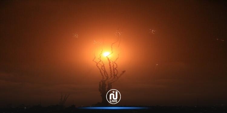 سرايا القدس تطلق صواريخ على القدس المحتلة وتل أبيب وعسقلان