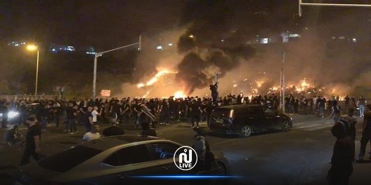 إعلان حالة الطوارئ بمدينة اللد المحتلة لأول مرة منذ عام 1966