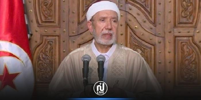 مفتي الجمهورية يعلن الخميس أول أيام عيد الفطر