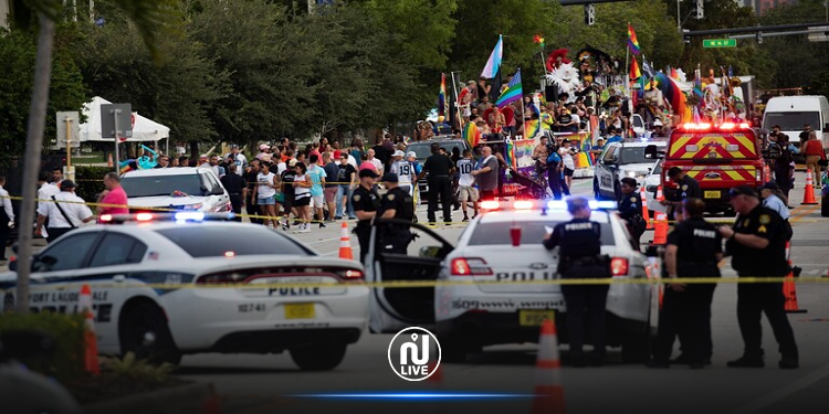 شاحنة تدهس مشاركين في مسيرة للمثليين في فلوريدا