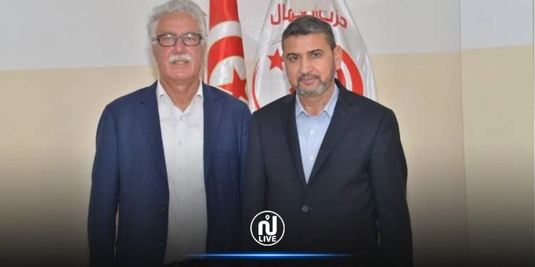حمة الهمامي عن طلب الإمارات تصنيف ''حماس'' حركة إرهابية: ''العزري أقوى من سيدو''
