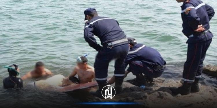 قليبية: انتشال جثّة آدمية