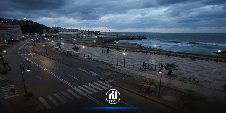 الجزائر: إعادة فرض الحجر الصحي وإغلاق الشواطئ