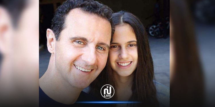 ابنة بشار الأسد تحصل على 99% في ''الباكالوريا''