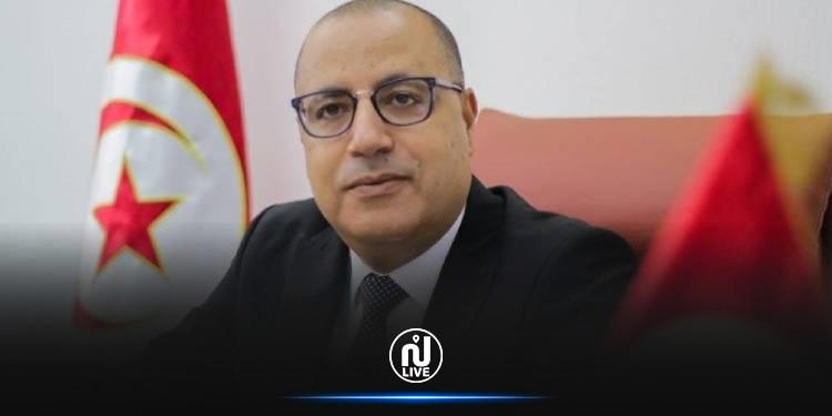 المشيشي: أعلن اصطفافي إلى جانب الشعب وعدم تمسّكي بأي منصب