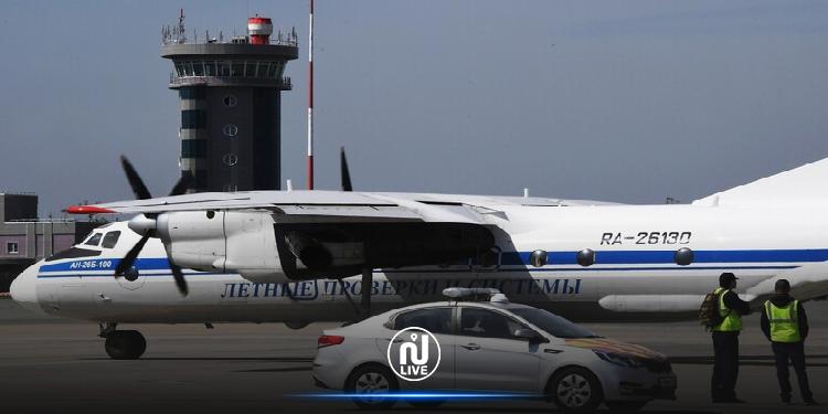 سقوط طائرة روسية على متنها 28 راكبا