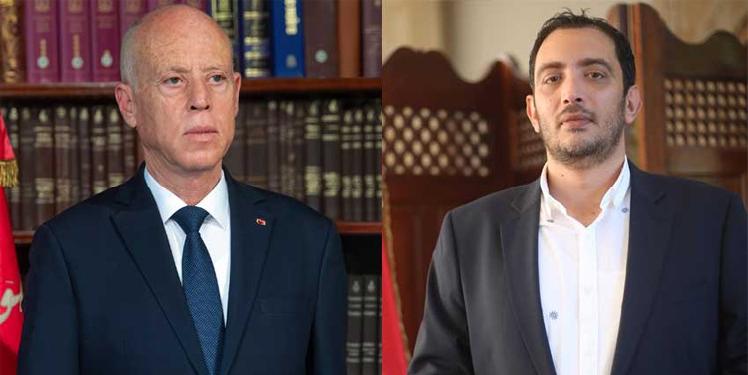 ياسين العياري لرئيس الجمهورية: ''طوبى للسيستام بك سيدي الرئيس..أنت حليفه الموضوعي''