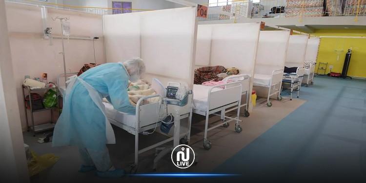 164 حالة وفاة و1608 إصابة جديدة بفيروس كورونا