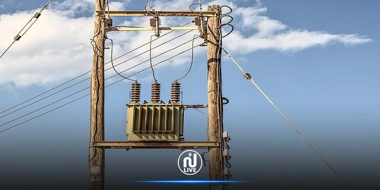 وادي الليل: انقطاع التيار الكهربائي سببه سقوط صاعقة على عمود كهربائي