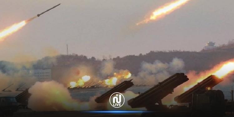 حـ.ـزب الله يقصف مواقع إسرائيلية