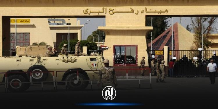 داخلية غزة: مصر قررت غلق معبر رفح