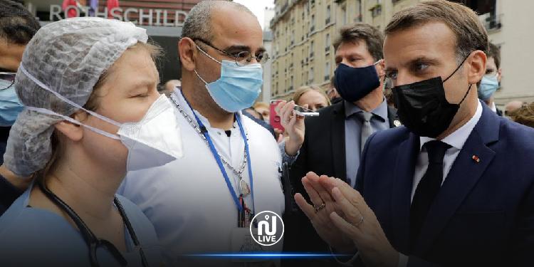 فرنسا: إيقاف 3 آلاف عامل صحة لرفضهم التطعيم ضد كورونا