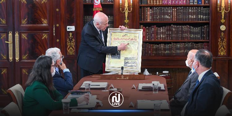 رئيس الجمهورية: من المهم تشكيل الحكومة ولكن من الضروري وضع تصوّر للسياسة التي ستتبعها