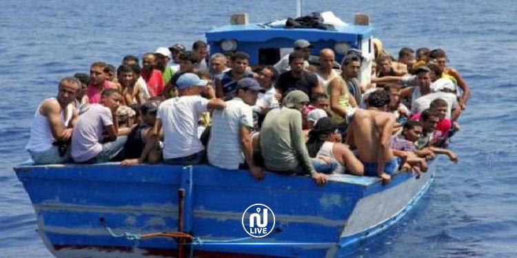 الداخلية الإيطالية: أكثر من 12 ألف ''حارق'' تونسي وصلوا إلى البلاد