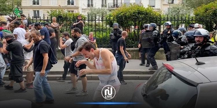 ''العفو الدولية'' تحذر من تنامي عنف الشرطة الفرنسية تجاه المتظاهرين
