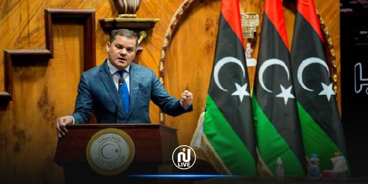 البرلمان الليبي يسحب الثقة من حكومة عبد الحميد الدبيبة