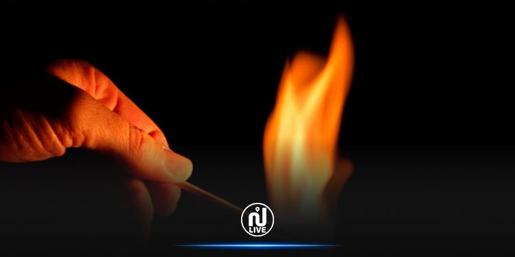 تطاوين: وفاة شاب أضرم النار في جسده
