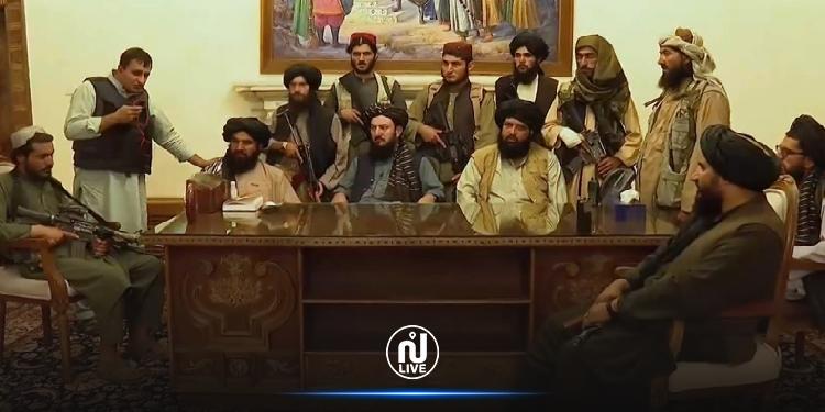 شجار كبير بين قادة طالبان في القصر الرئاسي