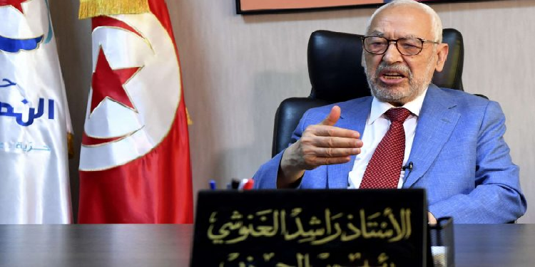 راشد الغنوشي: ''ياسمين تونس لن يجف.. أيها التونسيون الأحرار اتحدوا''