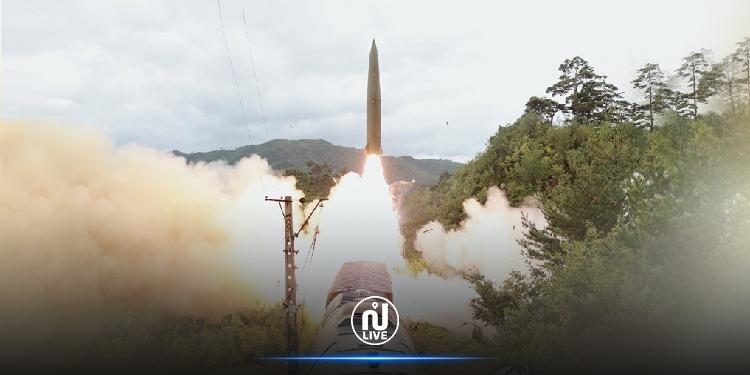 كوريا الشمالية تعلن إطلاق صاروخ جديد يفوق سرعة الصوت