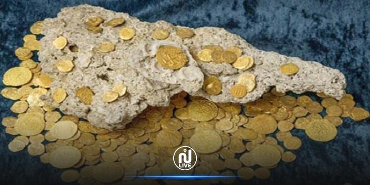 القبض على شخص يبيع قطعا نقدية من فئة 20 مليما على أنها ذهبية